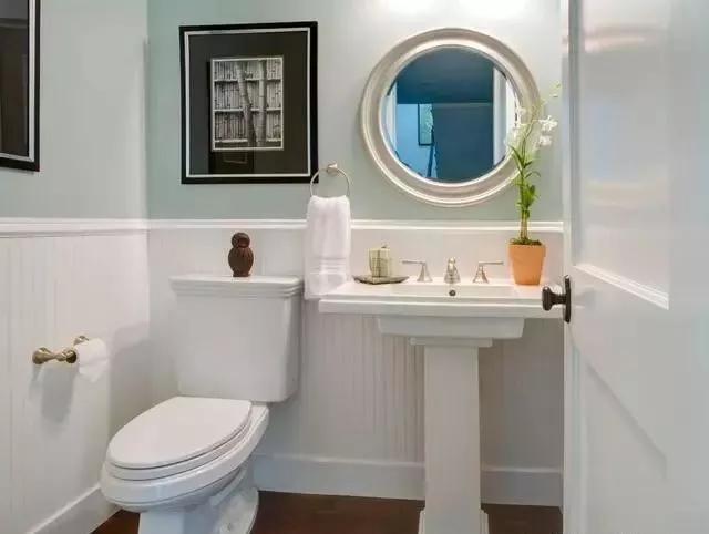 生活方式的体现!洗手间装修的重要性